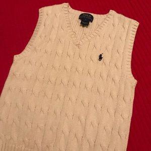 Ralph Lauren boys cardigan sweater